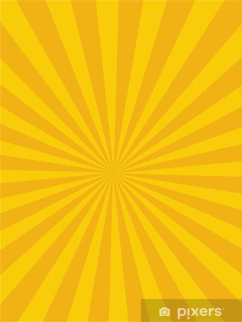 vector circus background yellow orange sun light sticker