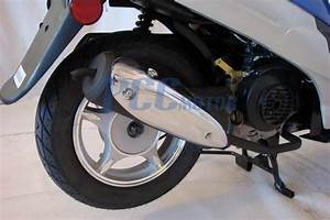 10 U0026quot  Rim Gy6 Scooter Moped 49 50cc Taotao Peace Rear Wheel