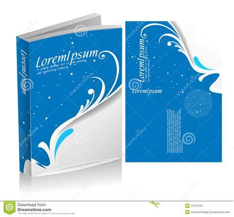 book cover design floral book cover design stock vector illustration of