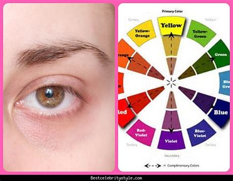Color Wheel In Makeup Artistry Home Sweet Home