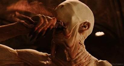 Female Male Saturn Monster Labyrinth Demon Goya