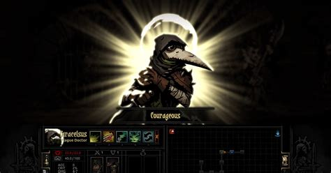 playing darkest dungeon    middle manager
