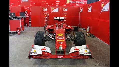 150 176 italia engine start and sound youtube