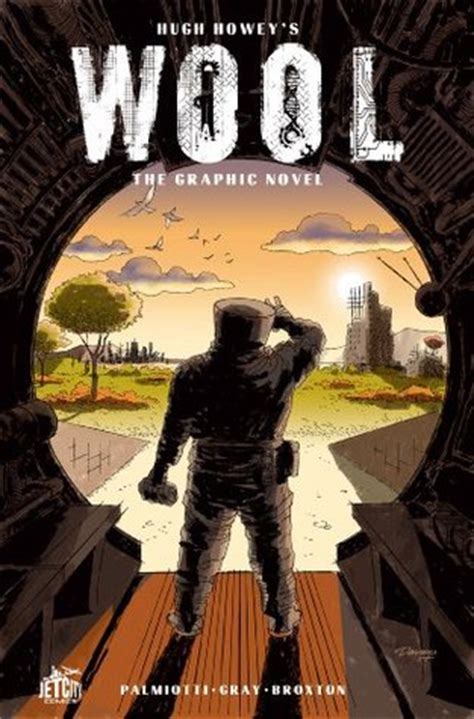 wool  graphic   hugh howey reviews