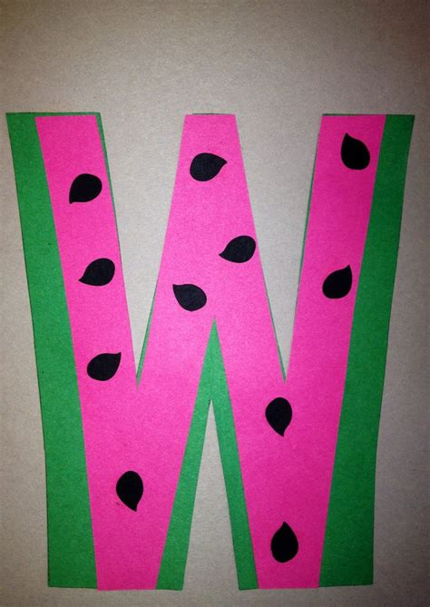 letter w crafts 27 best images about preschool letter crafts on