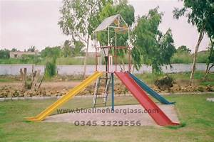 Blue Line Fiberglass | Playground Equipments Swing Slides ...