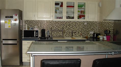 Sticky Backsplash For Kitchen by Kitchen Inspiring Aspect Peel And Stick With Simple