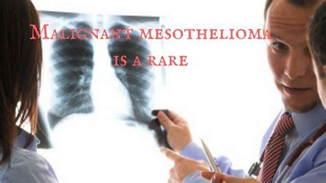 cancer mesothelioma youtube