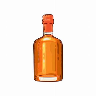 Whiskey Bottle Whisky Glass Scotch Clip Della