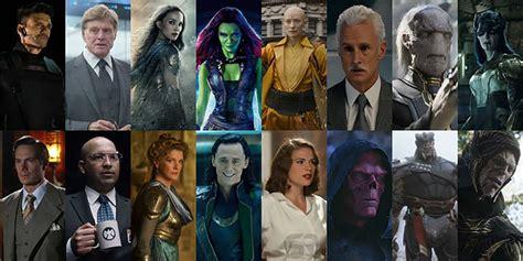 avengers endgame tutti  personaggi del film marvel