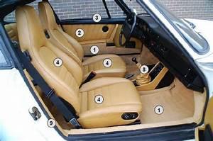 Interior Restoration Kit  Porsche 911 Coupe 1974 U20131989