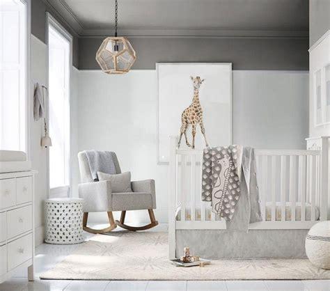 grey nursery room design ideas create a harmonious