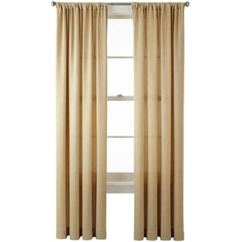jcpenney discontinued curtains jcpenney liz claiborne rod pocket curtain panels as low as 4 49 reg up to 80 fabulessly