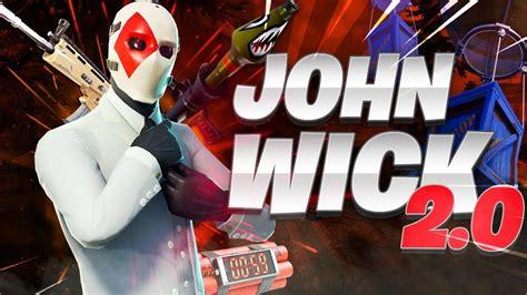 John Wick 2.0 (türkçe Fortnite)