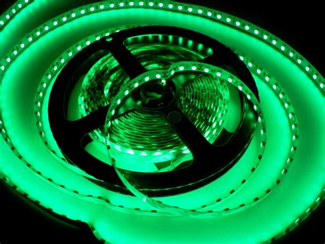 green non waterproof 3528 superbright 120l m led light