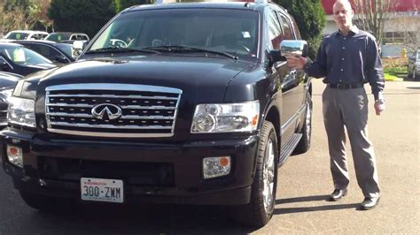 Easiest Suv To Work On by 2010 Infiniti Qx56 4wd Review The Easiest To Drive Big