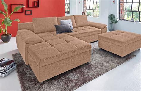 sofa mit bettfunktion und bettkasten sit more ecksofa 187 labene 171 wahlweise mit bettfunktion und bettkasten kaufen otto