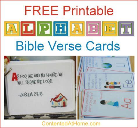 alphabet printables abc bible verse cards