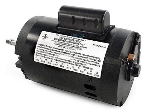 Polaris Pb4-60 Booster Pump Replacement Motor