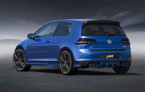 Golf R by Abt Tunes The Bejesus Out Of The Mk7 Vw Golf R