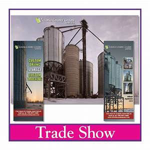 Trade Show / Event Displays customized– Port Perry Print