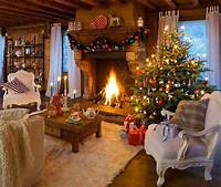 country christmas decorations 33 Best Christmas Country Living Room Decorating Ideas - Decoholic