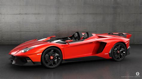Lamborghini Aventador J Roadster By Dangeruss On Deviantart