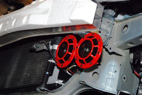 Change Car Horn Sound by Change The Horn Sound Rennlist Porsche Discussion Forums