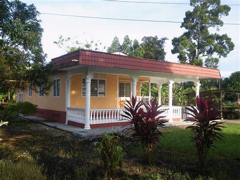 model rumah idaman sederhana  desa  desain rumah