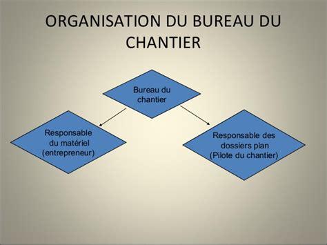 organisation bureau organisation des chantiers 03