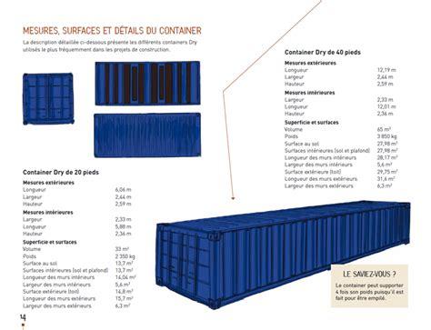 construire sa maison container 2e 233 d librairie actu environnement