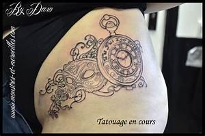 Tatouage Montre A Gousset Avant Bras : dessin tatouage montre gousset tuer auf ~ Carolinahurricanesstore.com Idées de Décoration