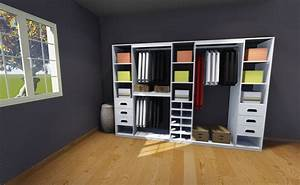 Faire Soi Meme Son Dressing : plan de dressing ~ Premium-room.com Idées de Décoration