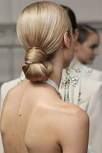Low Bun Hairstyles Beautiful Hairstyles