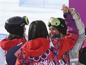 Jamie Anderson claims first-ever Olympic gold in women's ...