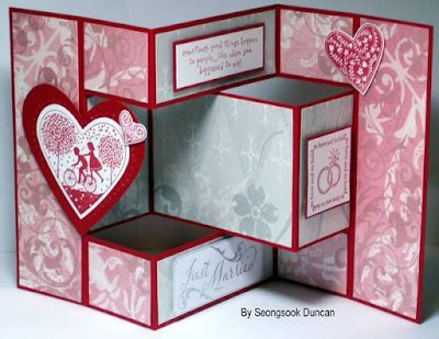 Check spelling or type a new query. Tri-Fold Shutter Card Template in 2020 (With images) | Trifold shutter cards, Cards handmade ...