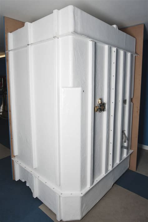 Shower Assembly by Bathroom Amp Shower Prefabricated Modular Ensuite Pods