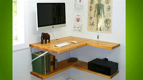 diy corner desk 18 diy desks to enhance your home office