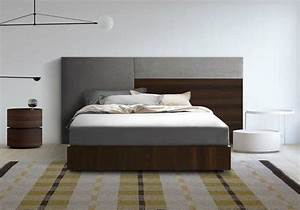 Lit Design Bois : comment choisir une t te de lit contemporaine design ~ Teatrodelosmanantiales.com Idées de Décoration