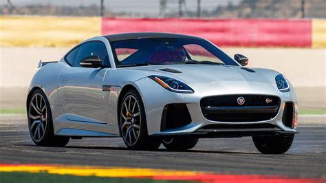 jaguar  type svr  review car magazine