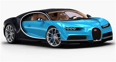 Bugatti type 57sc atlantic 1936. 3d 2017 bugatti chiron model