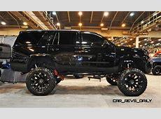 Houston Auto Show Customs Top 10 LIFTED TRUCKS!