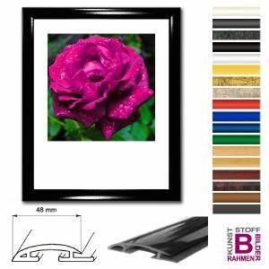 Din A1 Bilderrahmen : bilderrahmen din a1 60x85 cm modern kunststoffrahmen ~ Watch28wear.com Haus und Dekorationen