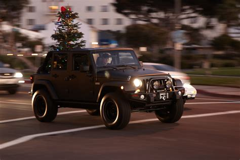 christmas tree jeep latest 4x4 off road news