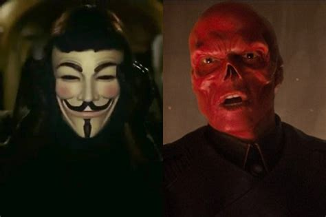 hugo weaving in v for vendetta 15 actors who have been in both marvel dc comics movies