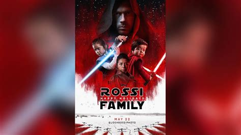 In my opinion, i thought it was cute. The Force is strong with this family's 'Star Wars'-themed Christmas card - ABC News