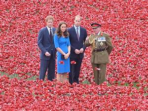 Kate Middleton, Prince William And Prince Harry Visit The ...