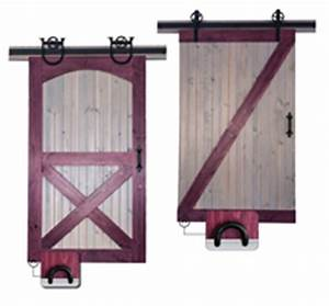top 10 products for rural builders With cannonball barn door track
