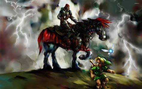 49+ Zelda Ocarina of Time Wallpapers on WallpaperSafari