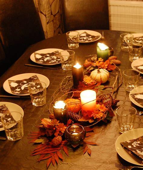 Tischdekoration Weihnachten Selbst Gemacht by Tischdeko F 252 R Herbst Selbstgemacht Und Modern Arrangiert